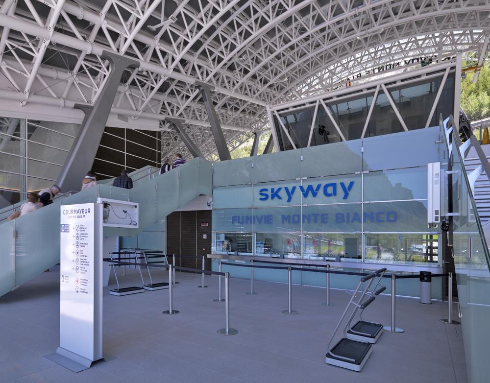 Skyway Monte Bianco: Photo 16