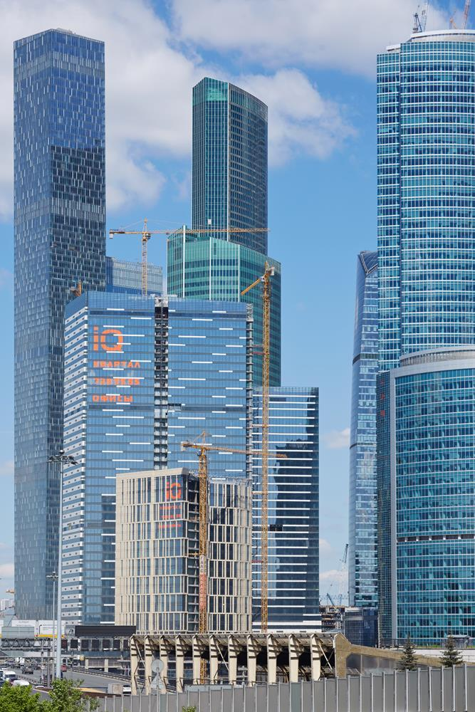 Moscow International Business Center: Photo 12